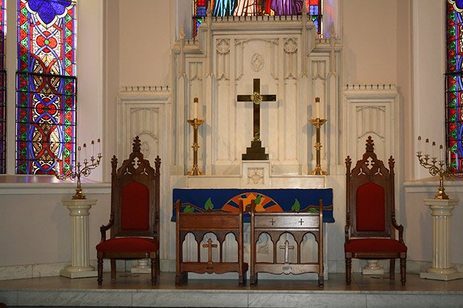 St. Matthews Altar