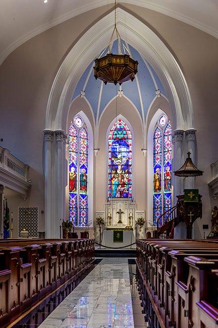 St. Matthews Lutheran Church in Charleston, SC