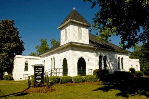St Matthews Presbyterian