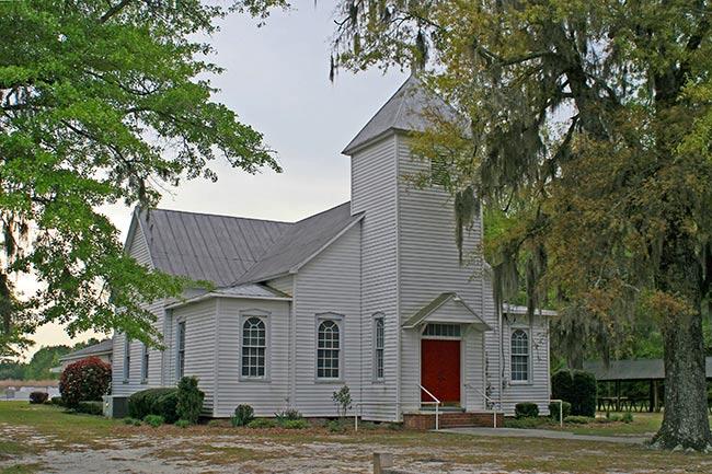 St Nicholas Lutheran in Fairfax, SC