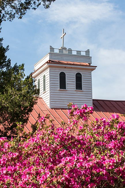 St. Paul's of Summerville's Steeple