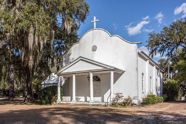 St. Paul's Church Meggett