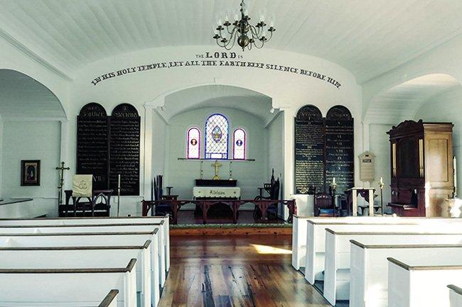 St. Paul's Episcopal Church Interior
