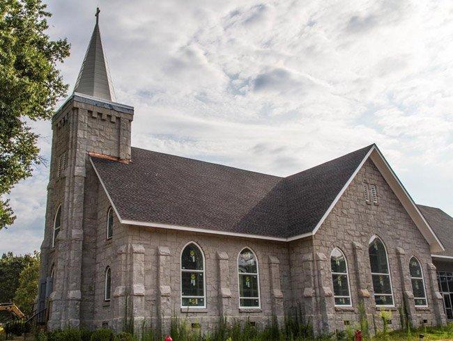 St. Paul's Rebuilt