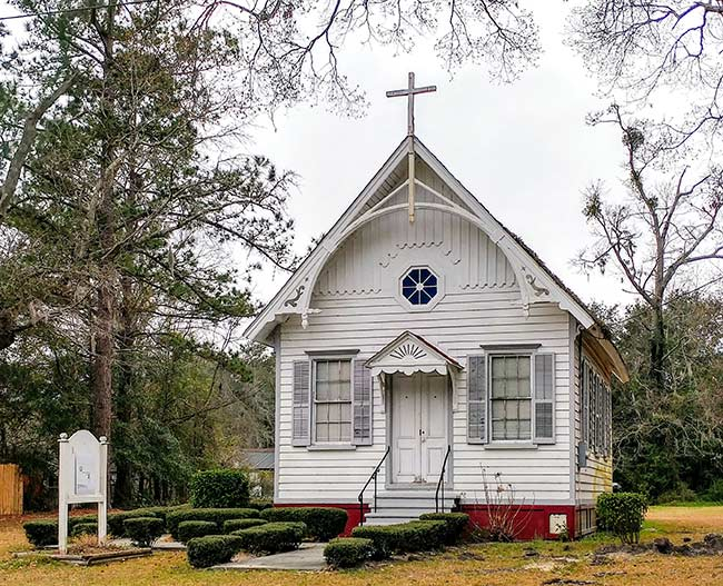 St. Stephen's Reformed Church, Summerville
