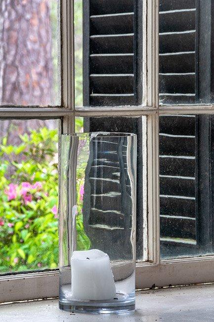 St. Thomas and St. Denis Window