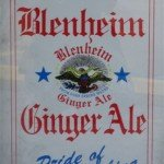 Blenheim's Store Sign