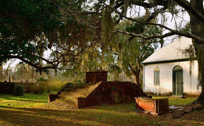 Strawberry Chapel Crypt
