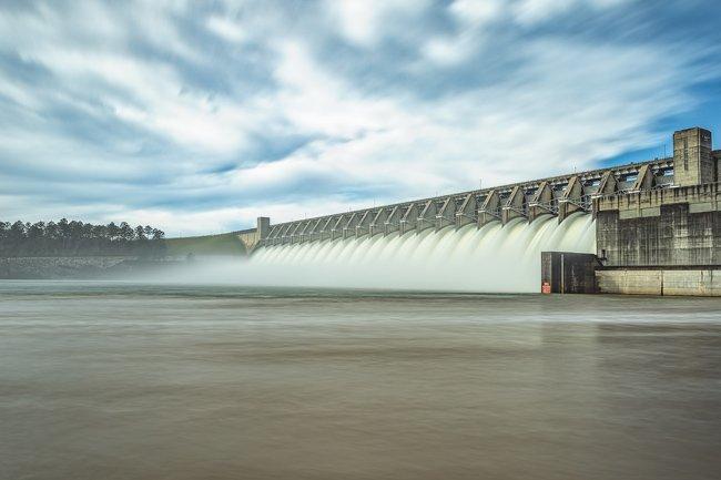Strom Thurmond Dam