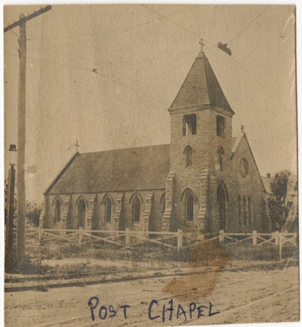 Sullivan's Island Chapel Historic