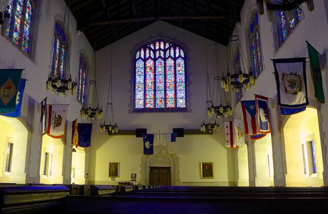 Summerall Chapel Citadel