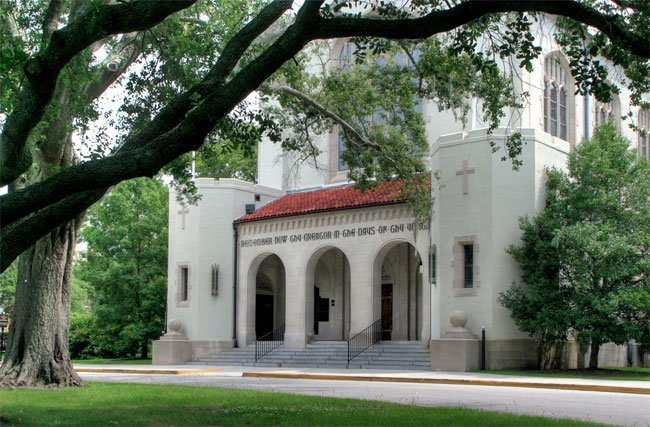 Summerall Chapel