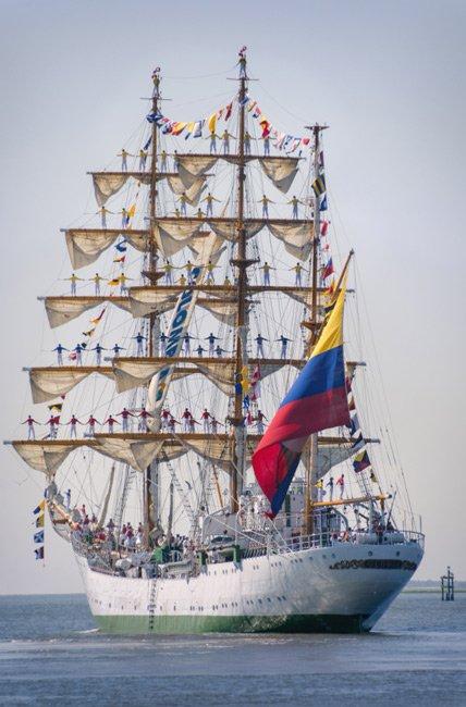 Tall Ship Gloria