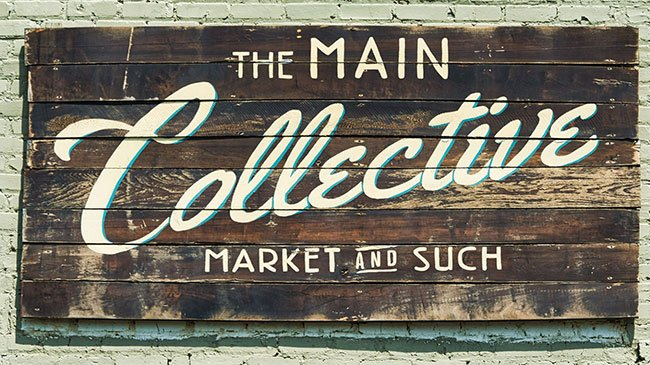 The Main Collective Sign