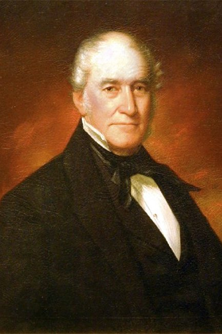 Portrait of Thomas Bennett, Jr.