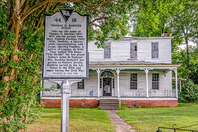 Judge Thomas Dawkins House