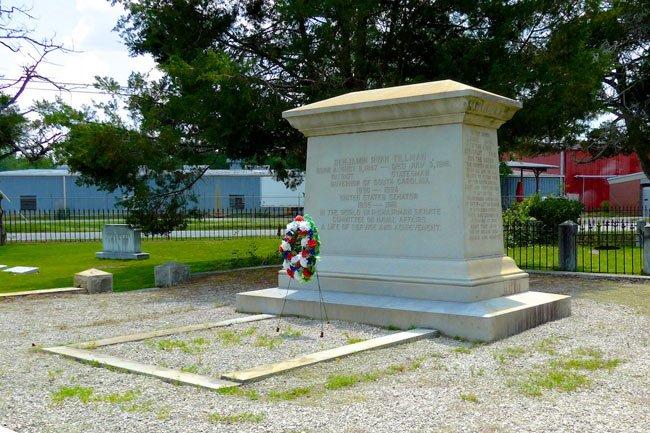 Tillman Grave