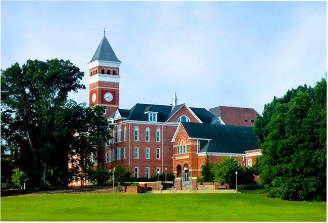 Tillman Hall Clemson University