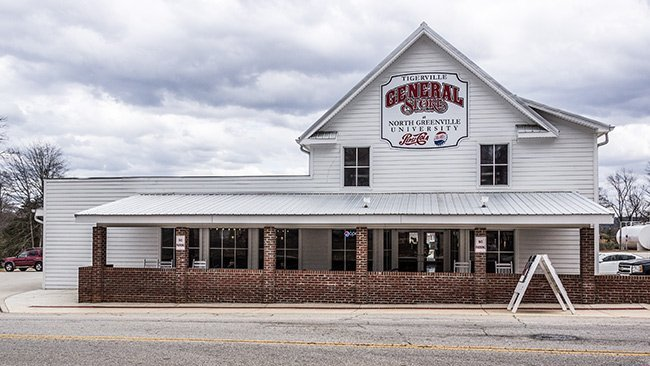 T. P. Wood/Tigerville Store Renovated