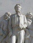 Statue of Travis