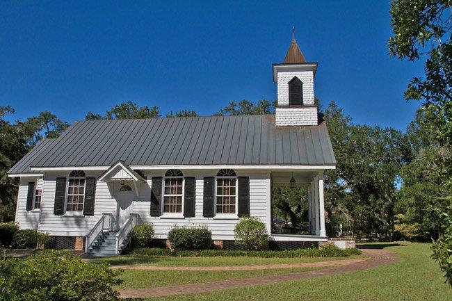 Trinity Episcopal Edisto Side