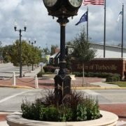 Turbeville Town Clock