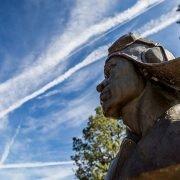 Tuskegee Airmen Monumnet