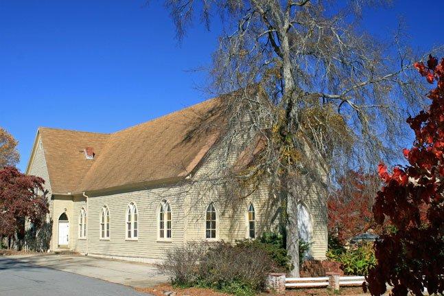 Union Church Oconee County