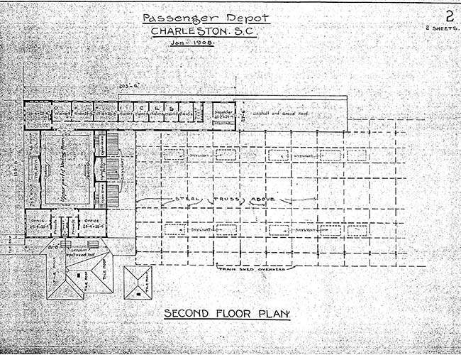 Union Station Floor Plan