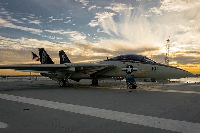 USS Yorktown Jetcraft
