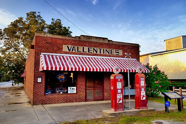Vallentine's Gas Station