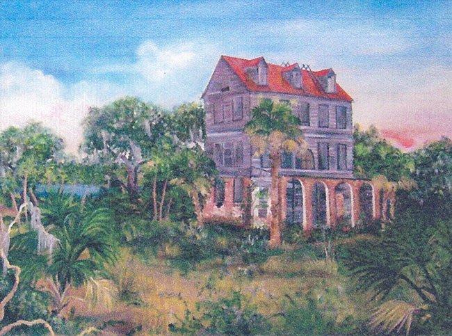 Vanderhorst Mansion, Kiawah Island