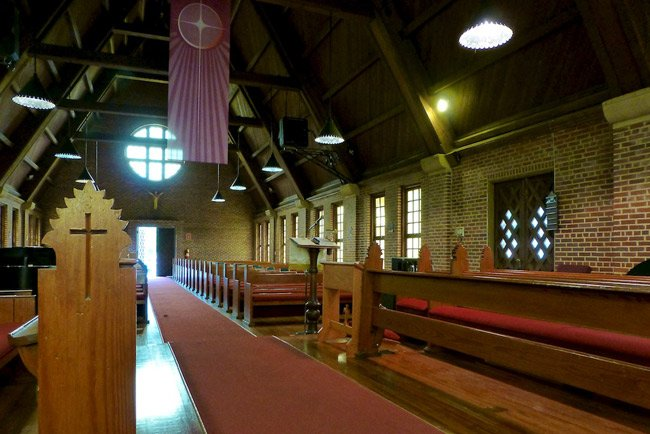 Voorhees College Chapel