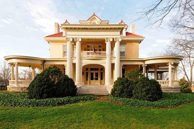 Walter Scott Montgomery House in Spoartanburg, South Carolina