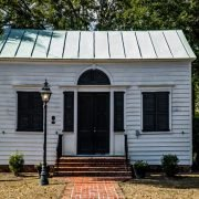 Walterboro Library Society Building