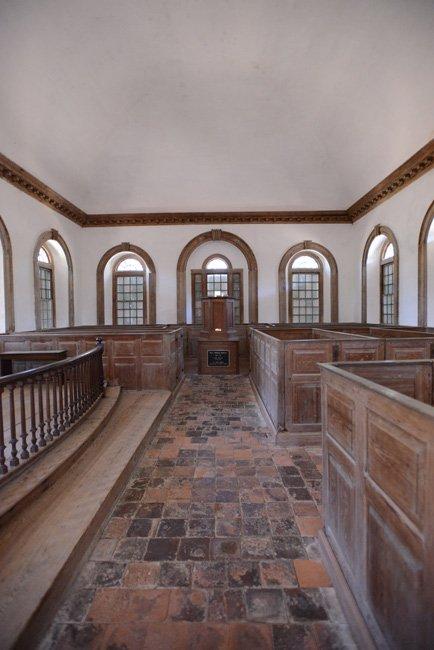Wambaw Interior