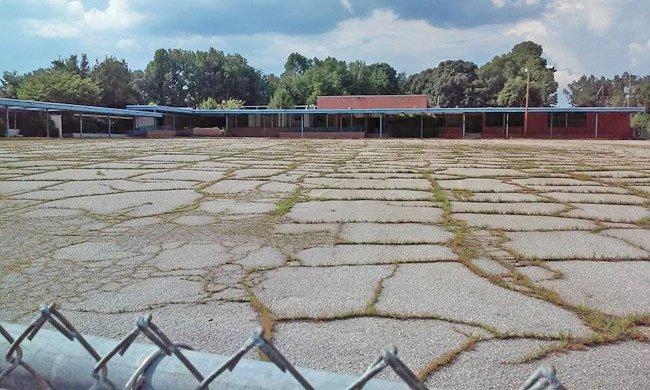 Washington School Greenville