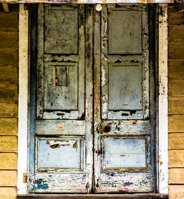 Wateree Country Store Doors