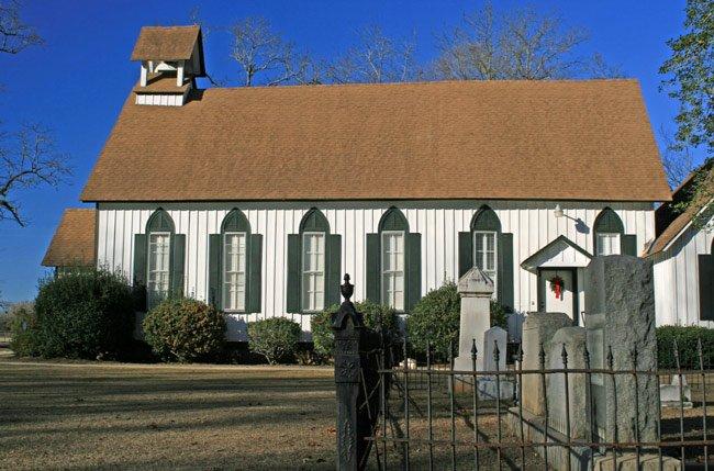 Wedgefield Presbyterian Side