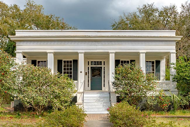 Walterboro Wichman House Front View
