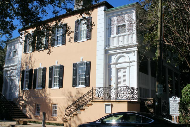 William Rhett House