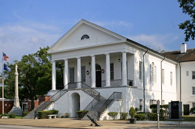 Williamsburg Courthouse Kingstree