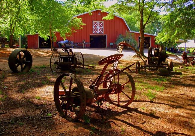 Williamston Barn
