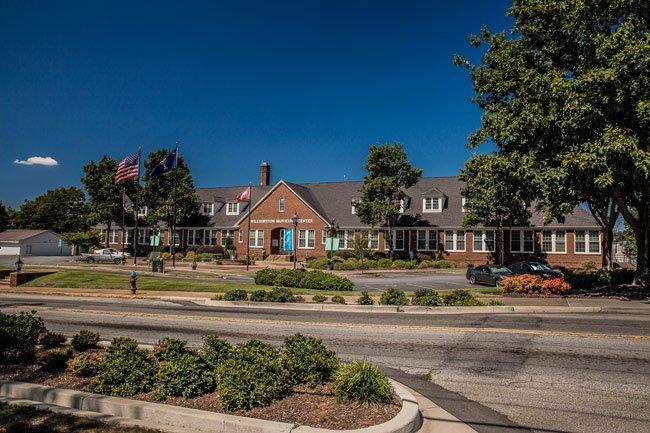 Williamston Municipal Center