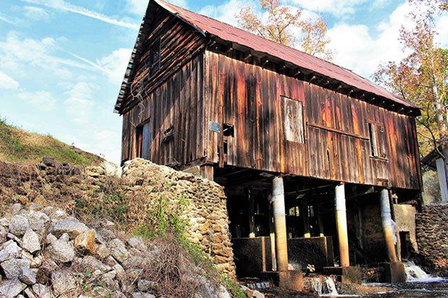 Woodward Mill