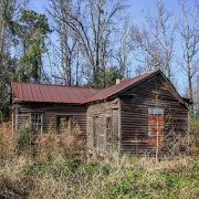 Workman Abandoned House