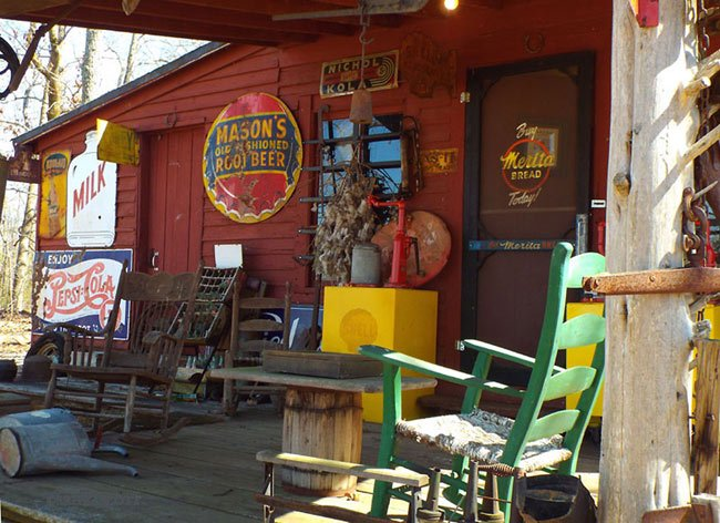 Yesterville Store