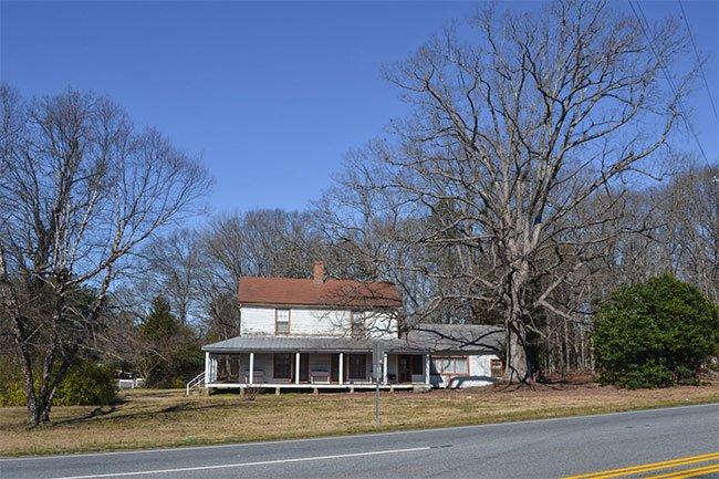 Zeno Hicks House, Highway View