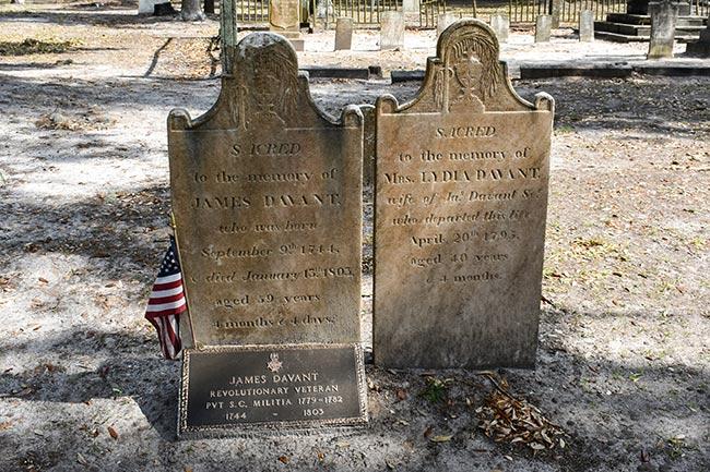 Zion Cemetery Closeup