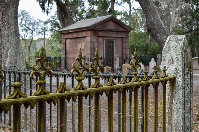 Zion Cemetery Mausoleum